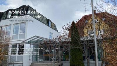 thumbnail of Wohnen auf dem Doemens-Gelände